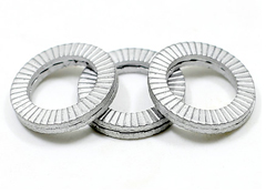 DIN 25201 Dual Stacked Self-locking Washers