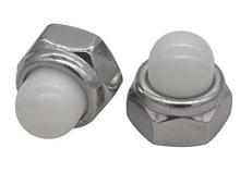 DIN 986 domed nylon cap nuts