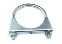 exhaust pipe clamps