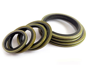 Rubber to Metal Bonded Seal Washer
