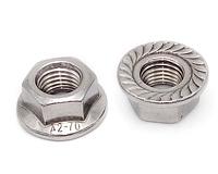 DIN 6923 Flange Nuts